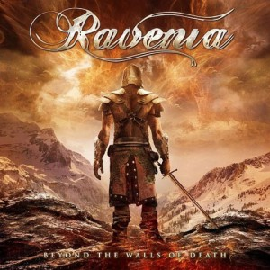 Cover Ravenia  Beyond The Walls Of Death
