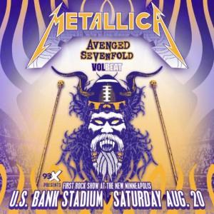 Metallica Konzert