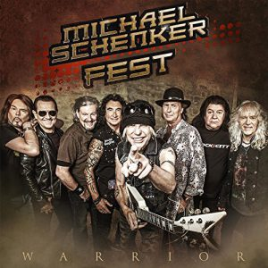 Michael Schenker Fest Warrior