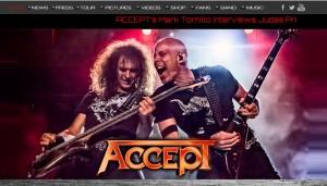 Accept Tour