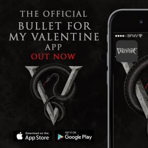 Bullet for my Valentine app jetzt zu haben