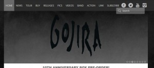 Gojira neues Album