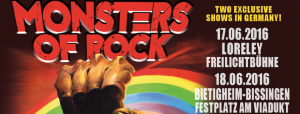 Monster of Rock 2016