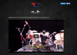 X Japan We Are X Trailer