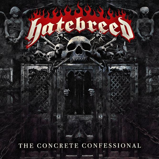 Hatebreed Album 2016