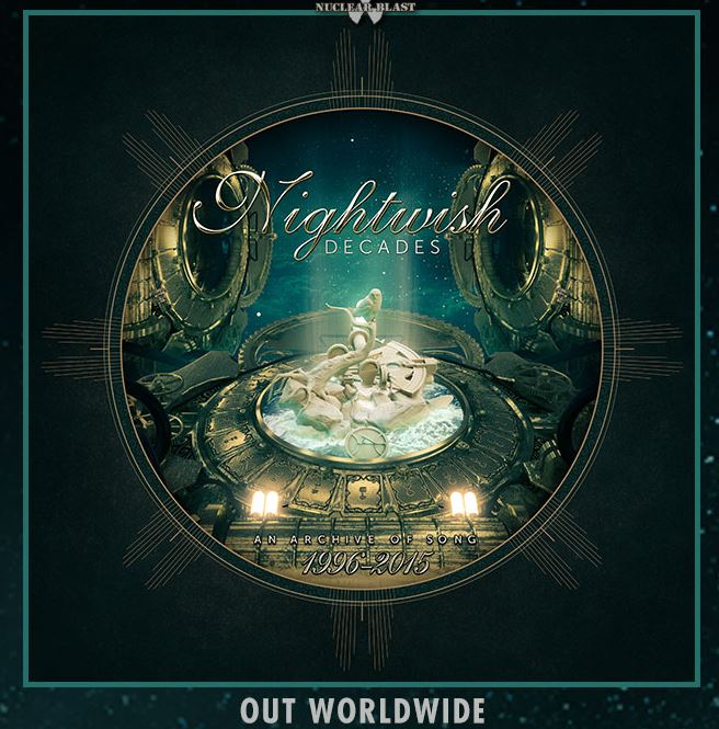Nightwish Decades Album